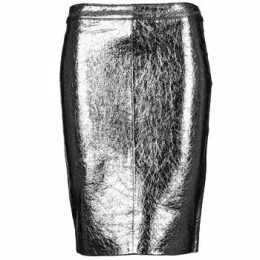 American Retro  DOROTHA  women's Skirt in Silver