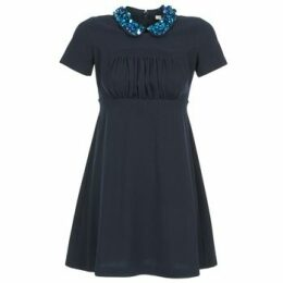 Manoush  COMMUNION  women's Dress in Blue