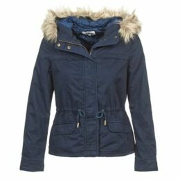 LTB  DIZEBE  women's Parka in Blue