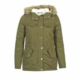 Tom Tailor  ZAJIMI  women's Parka in Green