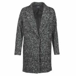 School Rag  MIYURI  women's Coat in Grey