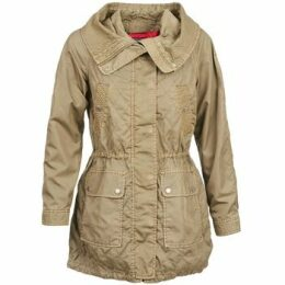 Tommy Hilfiger  JANINE  women's Trench Coat in Beige