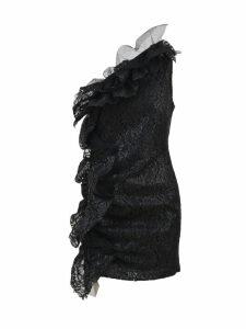 MSGM Mini Lace Dress