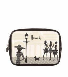 Knightsbridge Shopping Cosmetic Bag