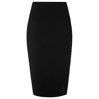 L.K.Bennett Judi Pencil Skirt, Navy