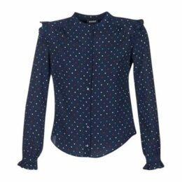 Kookaï  ARGI  women's Shirt in Blue