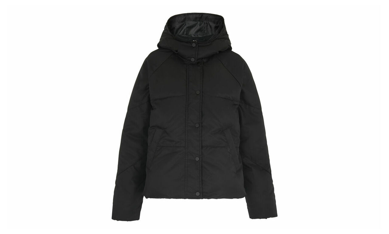 Iva Casual Puffer Jacket
