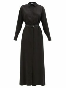 Zandra Rhodes - Summer Collection The 1973 Field Of Lilies Gown - Womens - Black