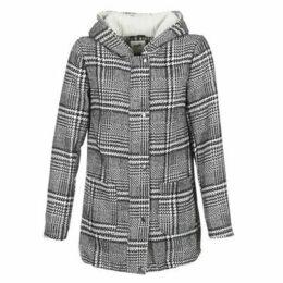 Smash  JEAN  women's Coat in Grey