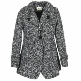 Smash  JAVA  women's Coat in Grey