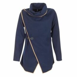Smash  JACKIE  women's Coat in Blue