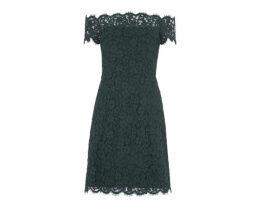 Off Shoulder Short Lace Dress