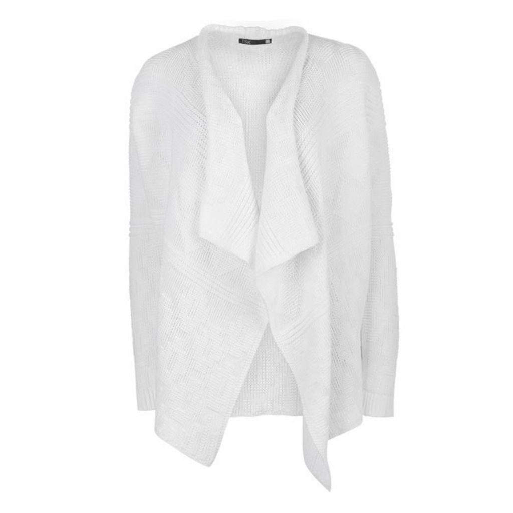 SoulCal Deluxe Waterfall Cardigan