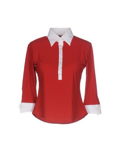 CALIBAN TOPWEAR Polo shirts Women on YOOX.COM