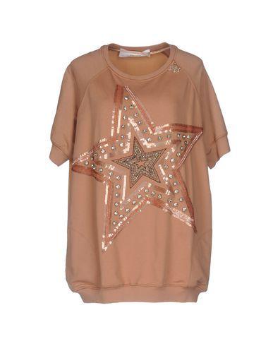 ELISABETTA FRANCHI GOLD TOPWEAR Sweatshirts Women on YOOX.COM