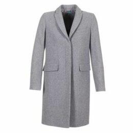 Benetton  MADIR  women's Coat in Grey