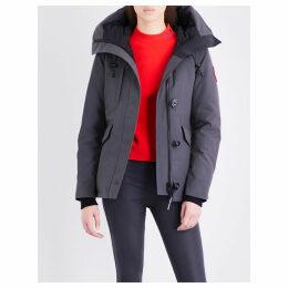 Rideau padded parka jacket