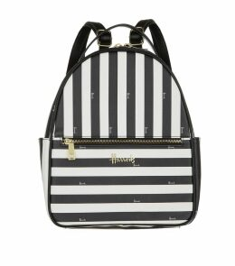Boutique Multi Stripe Backpack