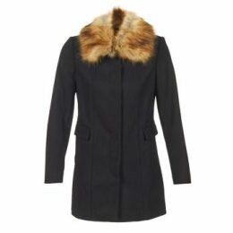 Naf Naf  APRAGA  women's Coat in Black