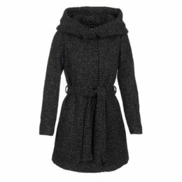 Vila  VICAMA  women's Coat in Grey