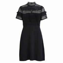 Plain Midi Length Shift Dress
