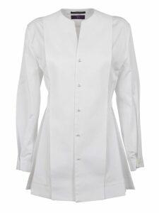 Ys Long Folded Shirt