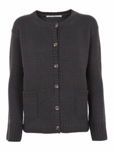 Saverio Palatella Flap Pocket Cardigan