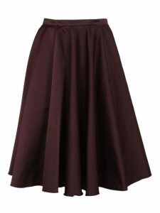 Rochas Flared Skirt