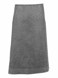 Cedric Charlier Glitter Skirt