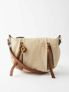 Rosie Assoulin - Full A Line Gazar Skirt - Womens - Black White