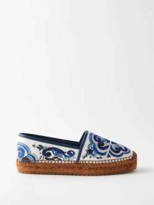 Rosie Assoulin - Full A-line Gazar Skirt - Womens - Black White