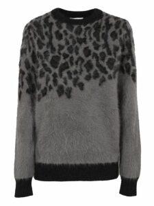 Vis A Vis Leopard Block Sweater