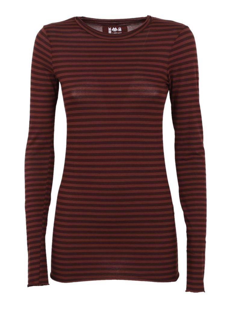 Labo Art Striped T-shirt