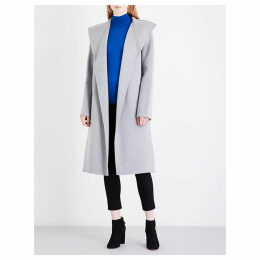 Joseph Ladies Concrete Luxury Lima Wool And Cashmere-Blend Coat