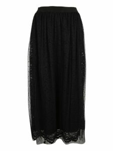 Ermanno Ermanno Scervino Double Layered Lace Skirt