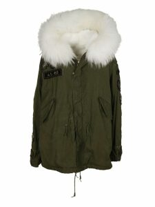 As65 Fur Trimmed Parka