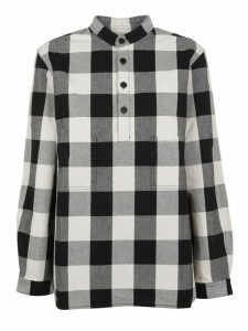Vis A Vis Band Collar Shirt