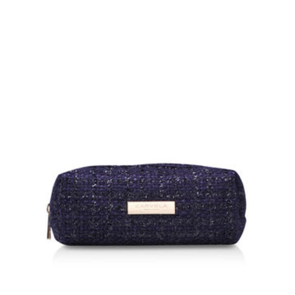 TWEED POUCH