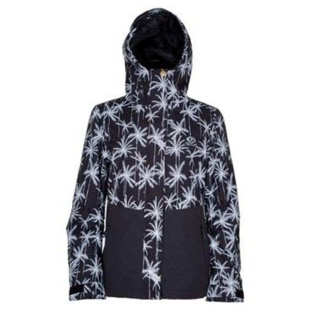 Rip Curl  Ptd Snow Jacket  women's Jacket in Black