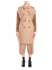 N.21 Sleeveless Trench Coat
