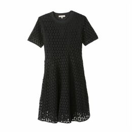 Belafiore Guipure Lace Dress