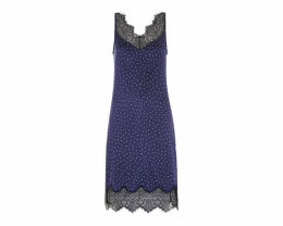 Martha Lace Trim Dress