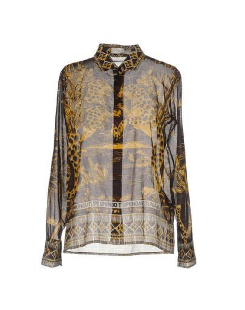 VALENTINO SHIRTS Shirts Women on YOOX.COM