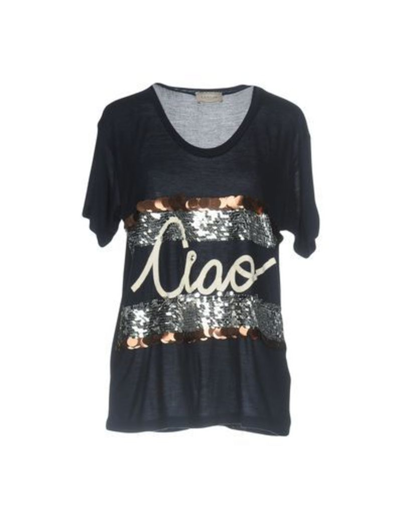 LANVIN TOPWEAR T-shirts Women on YOOX.COM