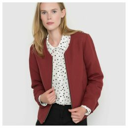 Cropped Jacket, Made in France