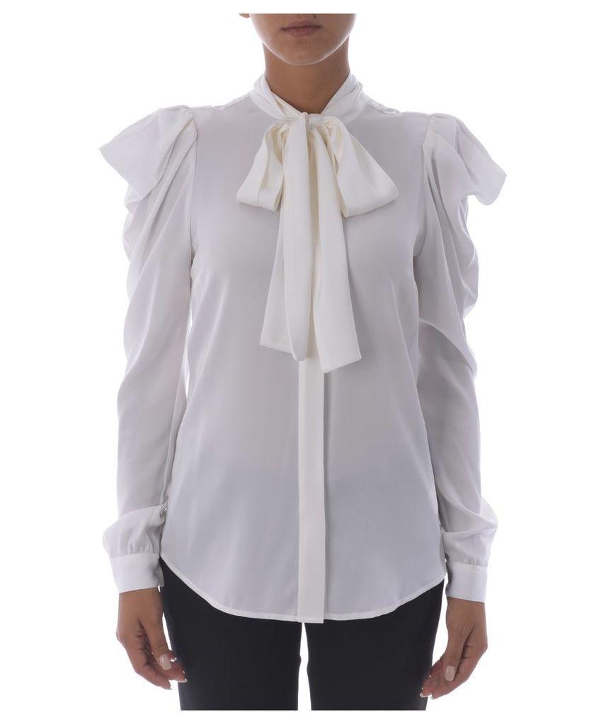 Michael Kors Bow Collar Blouse