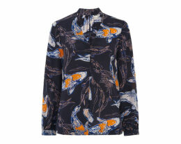 Carolina Koi Carp Silk Top
