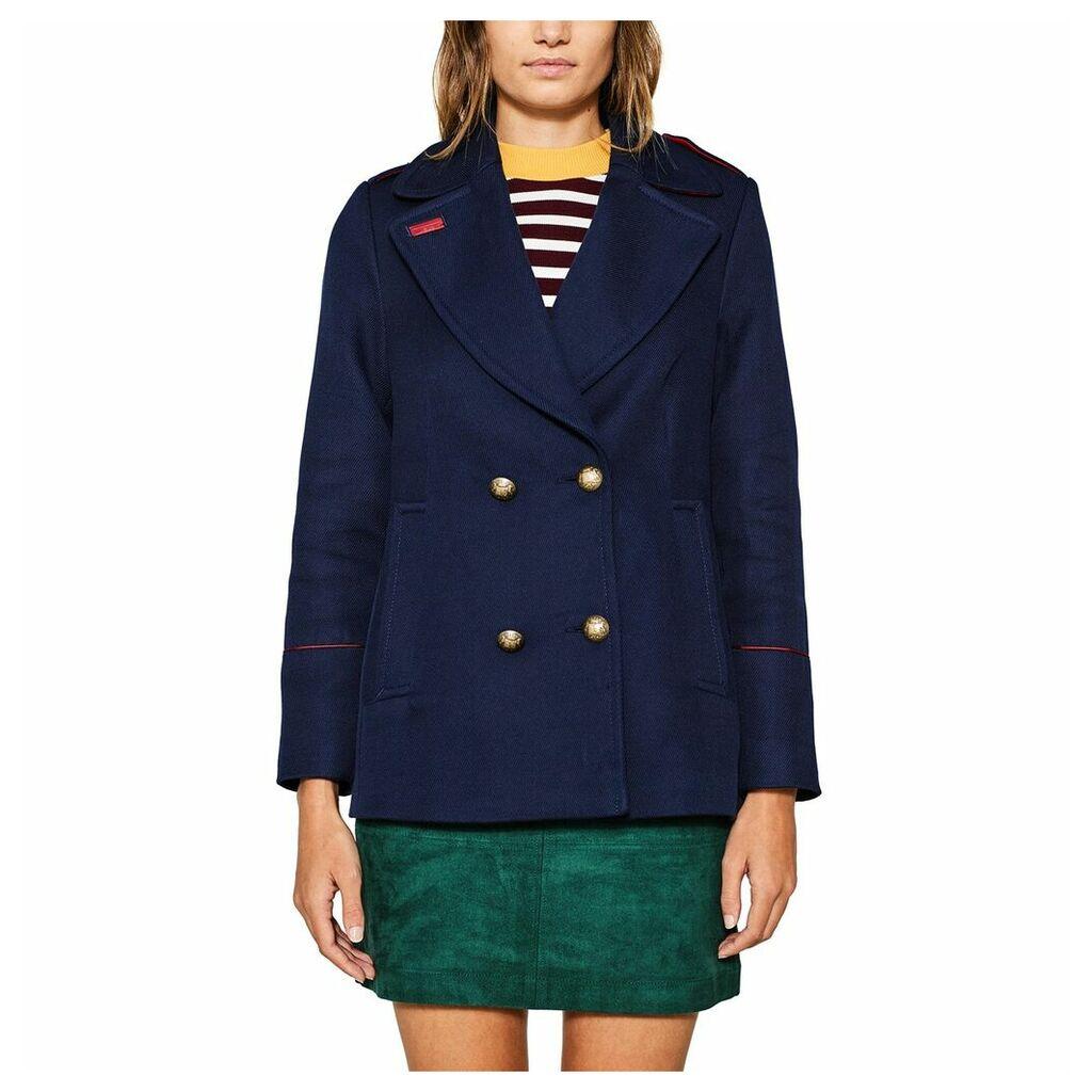 Cotton Pea Coat