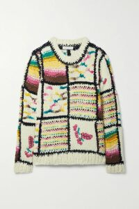The Row - Schoolboy Stretch Wool-blend Crepe Blazer - Black