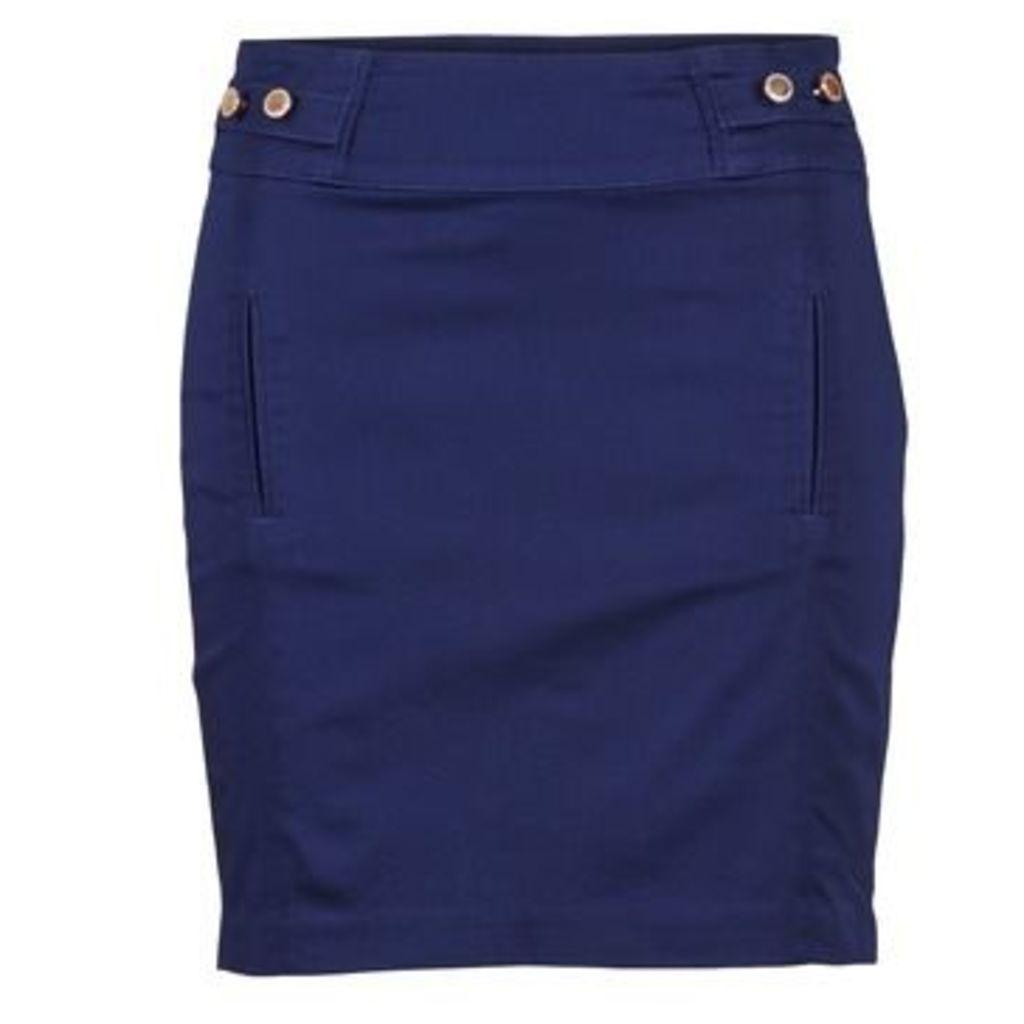 Morgan  JALIA  women's Skirt in Blue